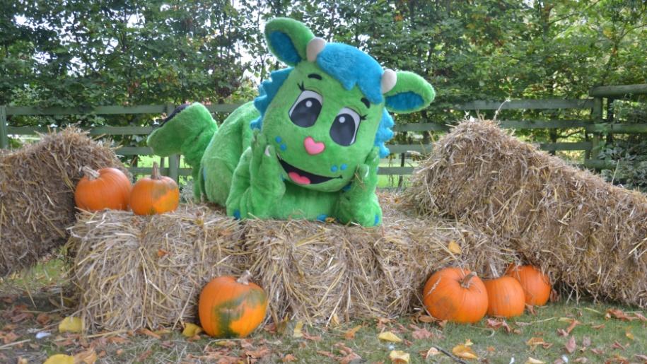 Wheelgate mascot
