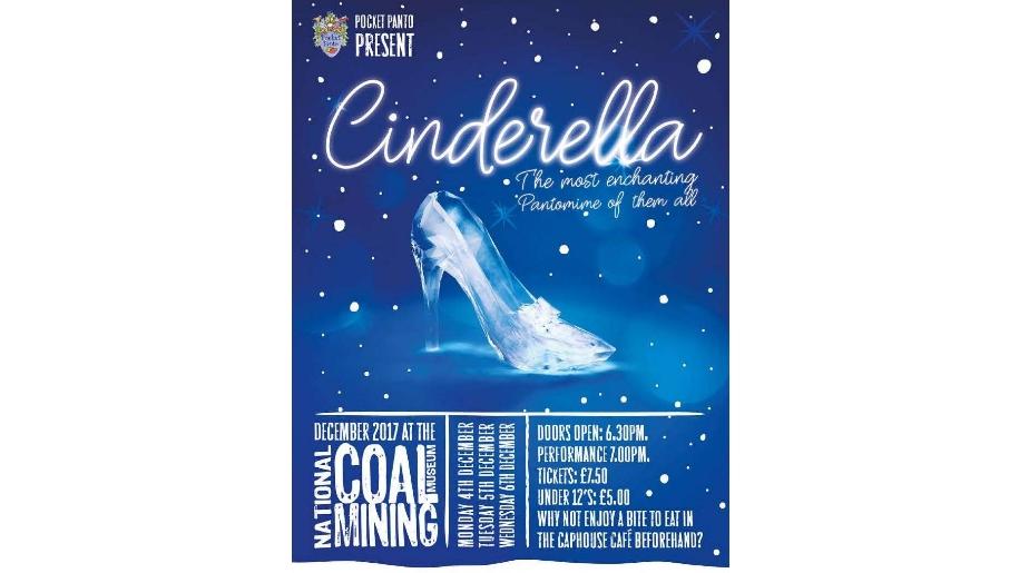 NAtional Coal Mining Museum Cinderella