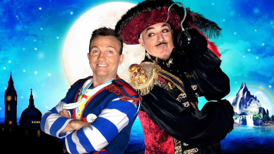 Peter Pan staring Bradley Walsh and Martin Kemp