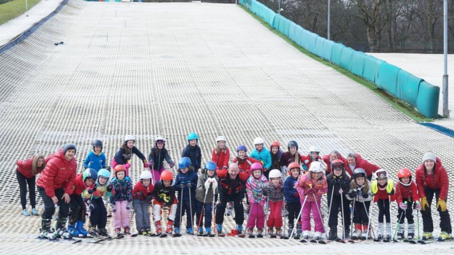 Glasgow Ski & Snowboard Centre