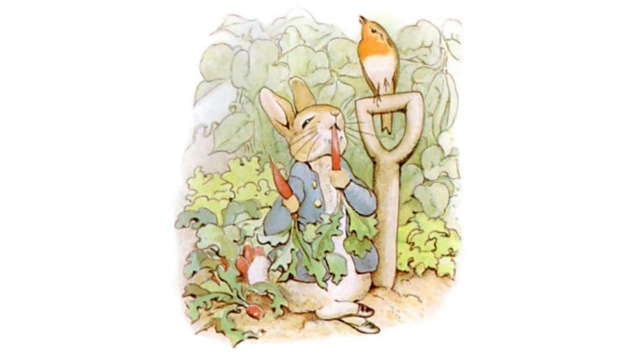 Peter Rabbit - Kew Gardens