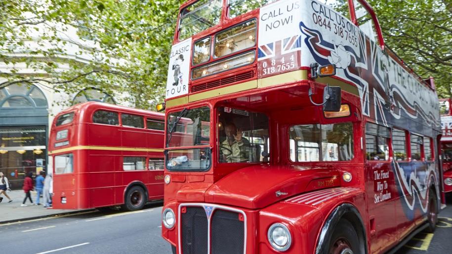 London Bus Tour Vouchers