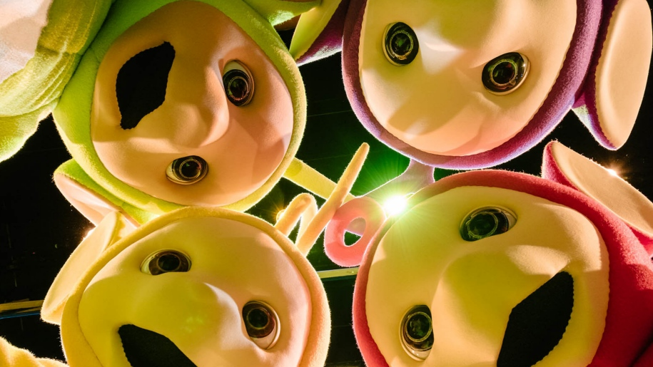 Image of the teletubbies