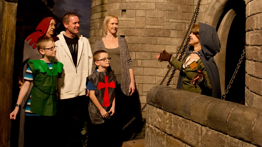 family and medieval actors