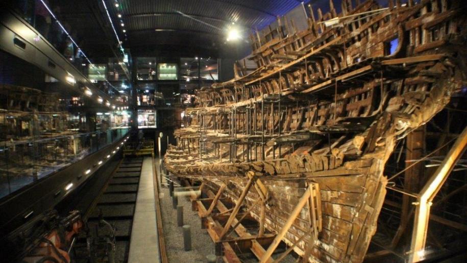 Mary Rose Ship