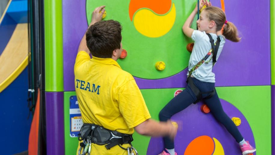 rock up climbing