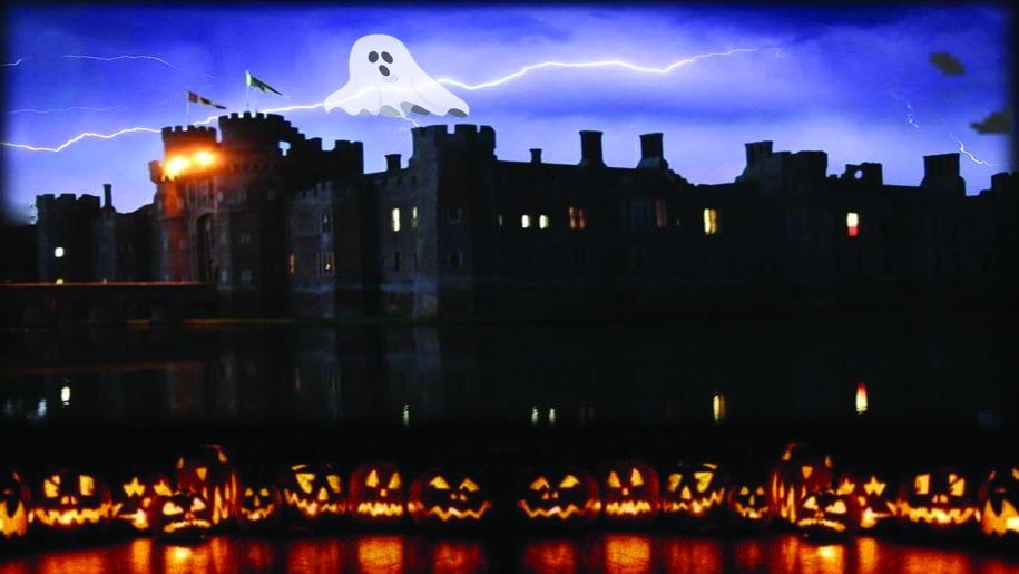 halloween herstmonceux castle