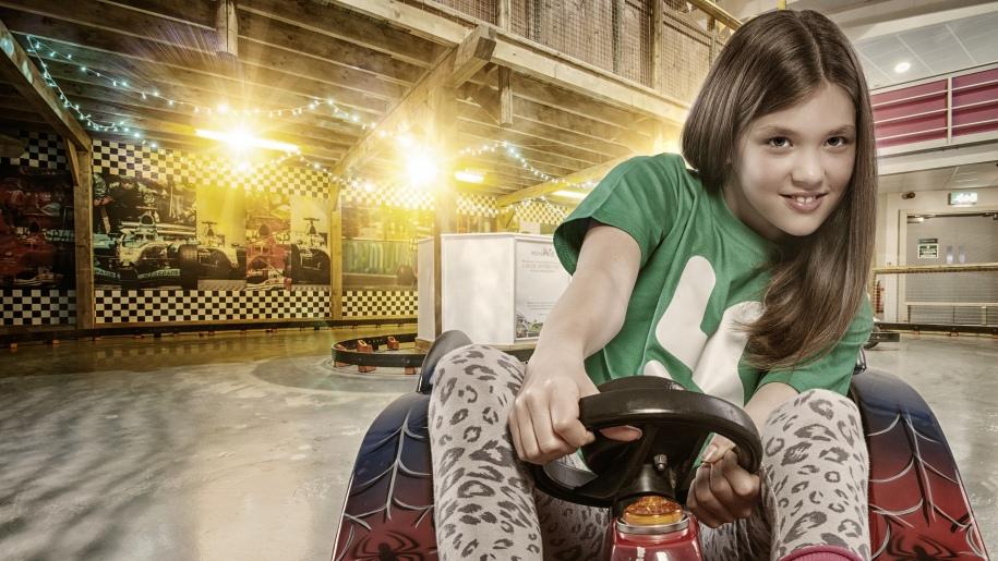 kidspace girl