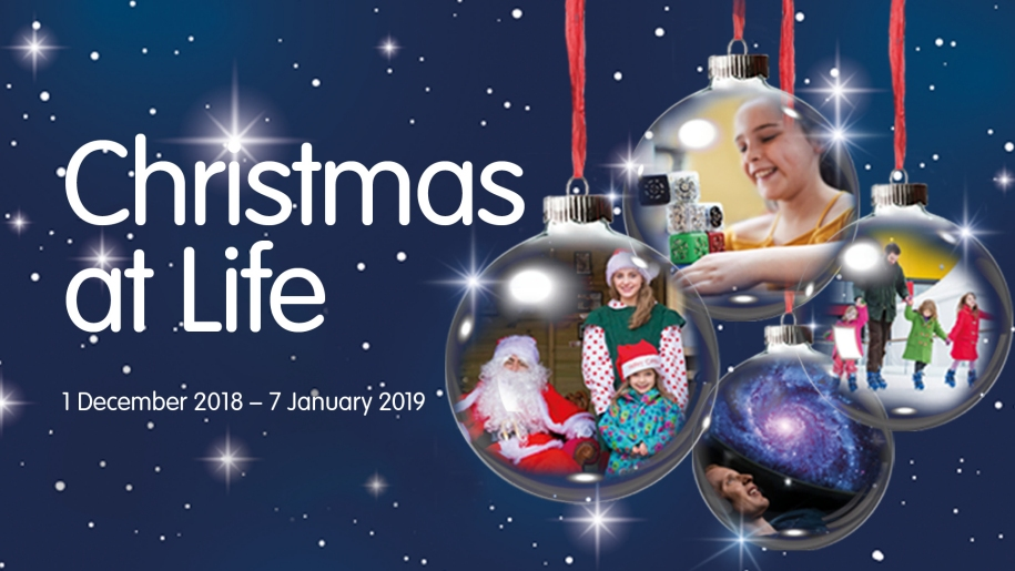 life science centre christmas