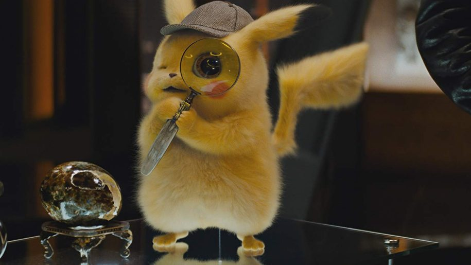 detective pikachu, family film
