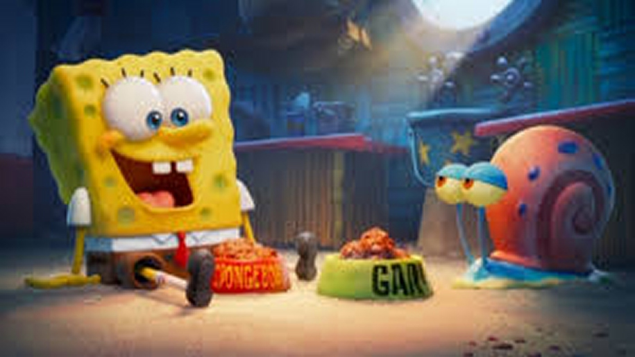 sponge cartoon