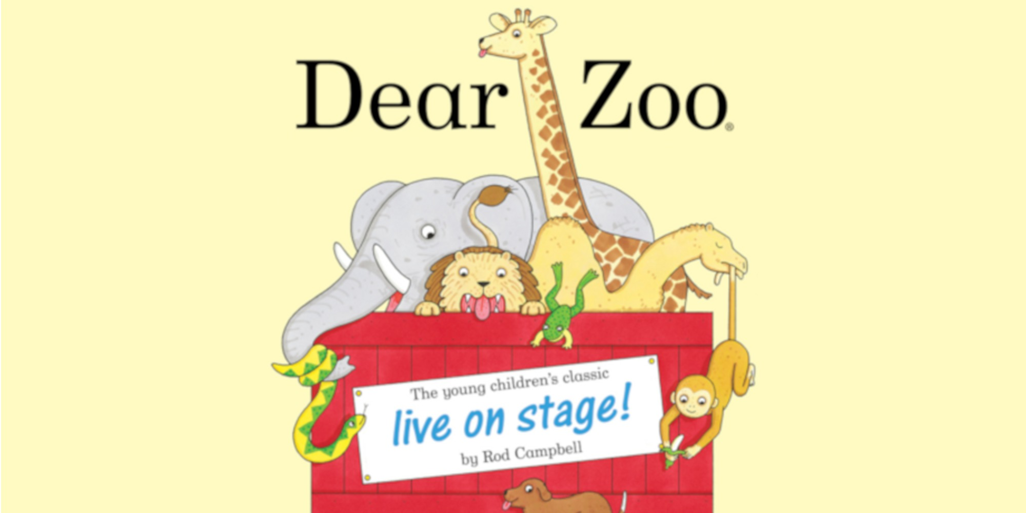 dear zoo event