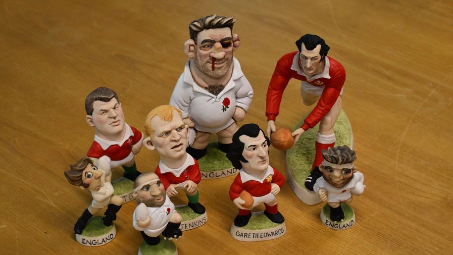 rugby figures