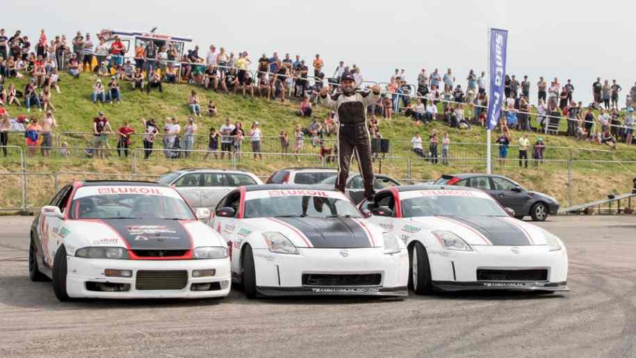 santa pod, racing, northamptonshire