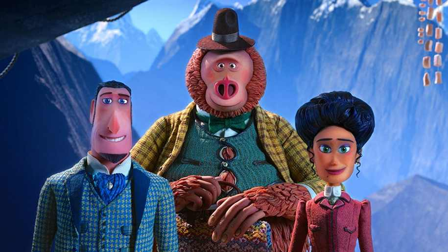 missing link, kids films