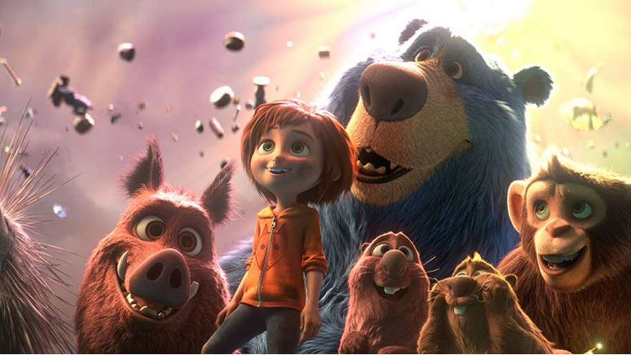 wonder park, kids film