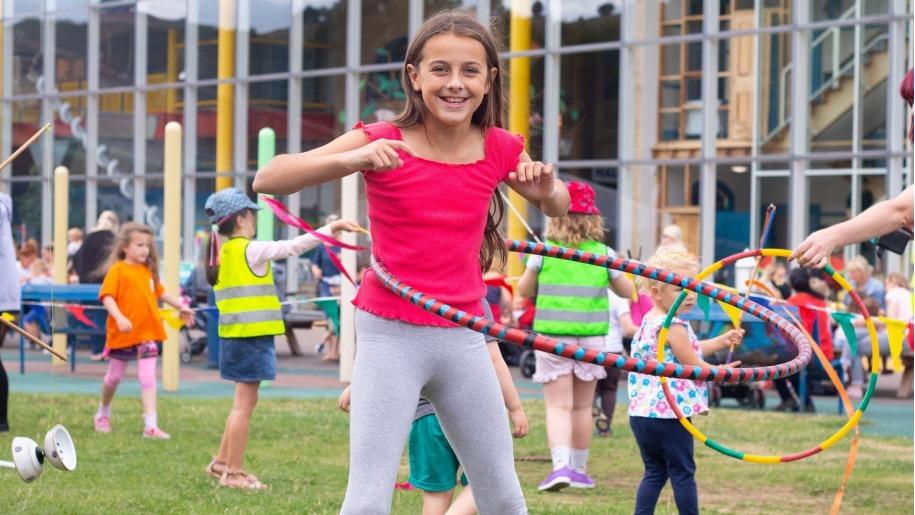 Eureka Childrens Museum summer festival