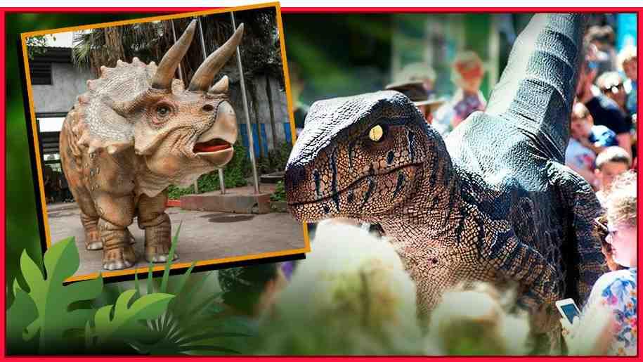 twinlakes, dinosaurs