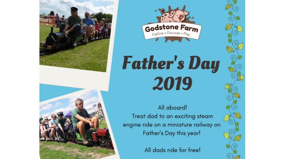 godstone farm fathers day event