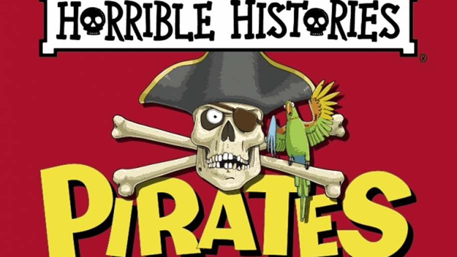 horrible histories pirate flag