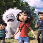 a picture of a shot from the kids film Abominable