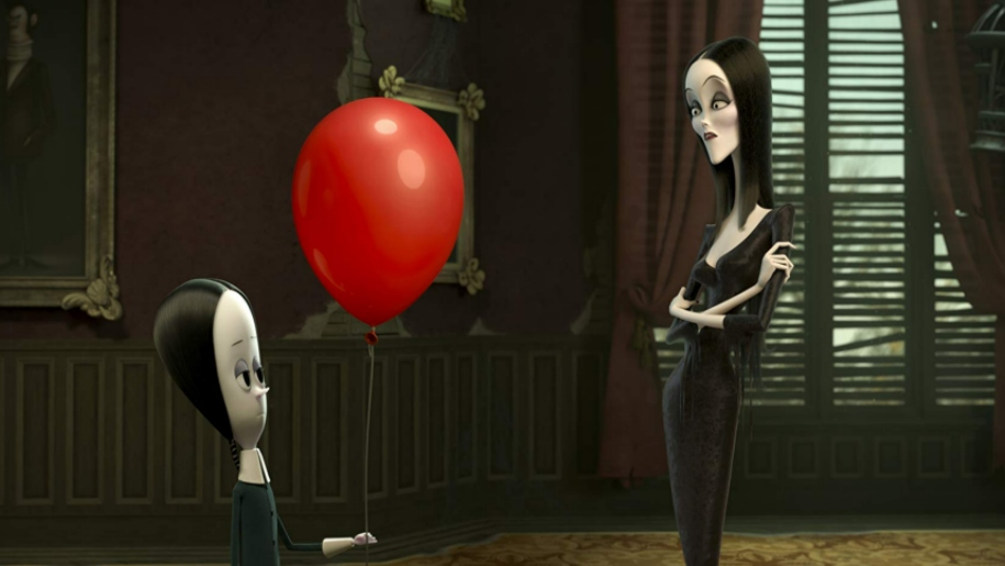 a picture of a shot from the film addams family