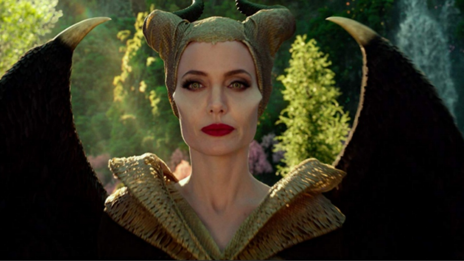 a picture of a shot from the film maleficent
