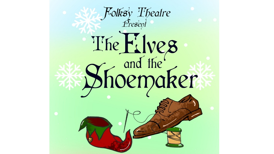 Elves and the Shoemaker Christmas show at Hestercombe