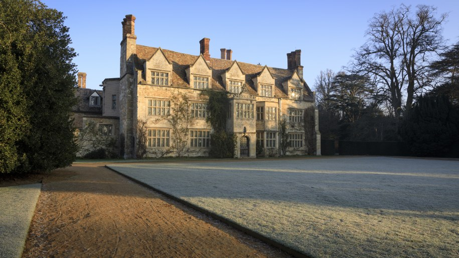 Anglesey Abbey Winter image