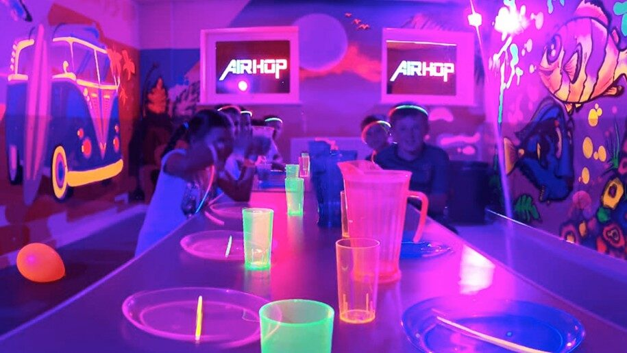 party at AirHop