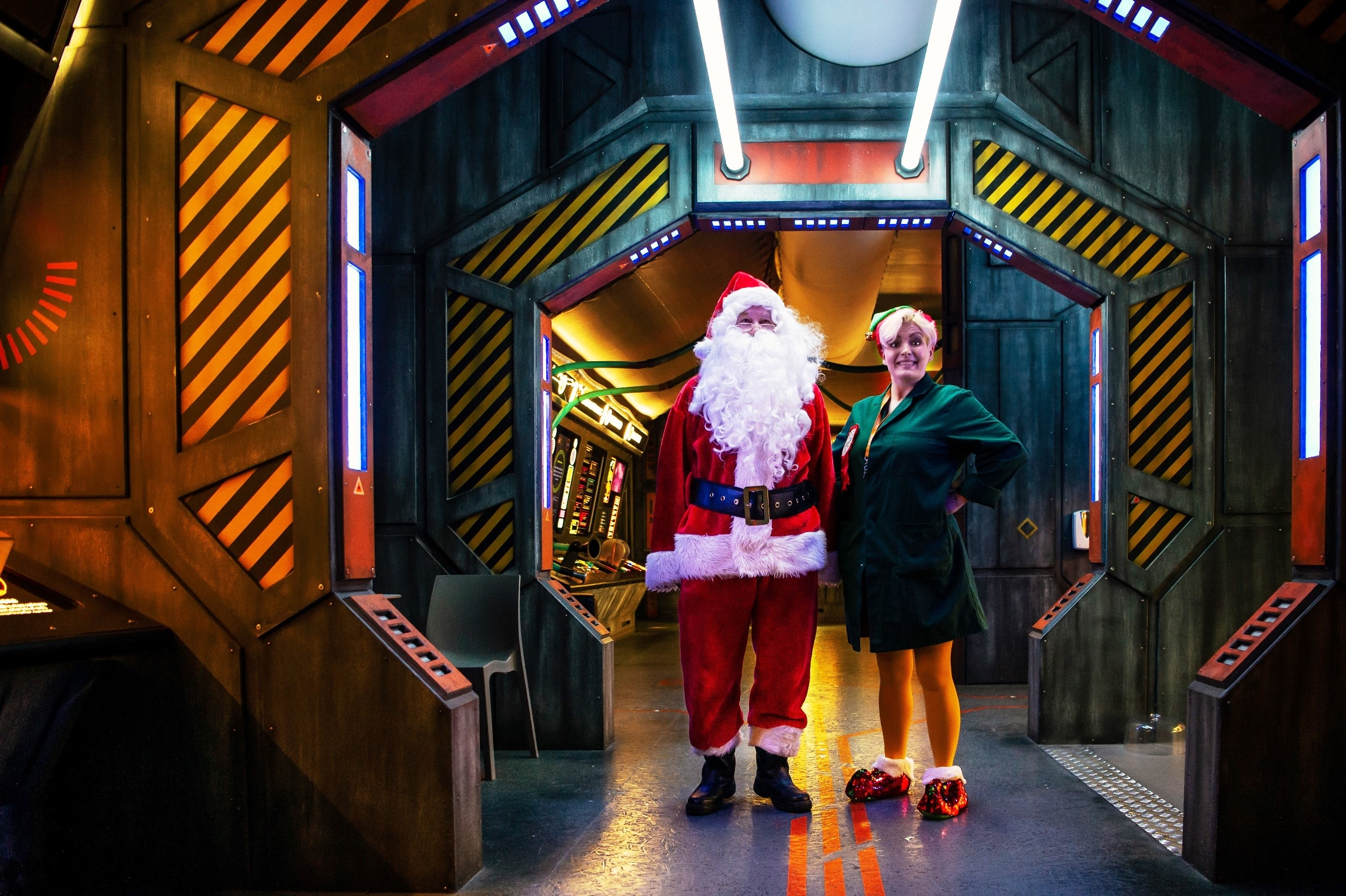 Christmas 2020 Winchester Science Centre
