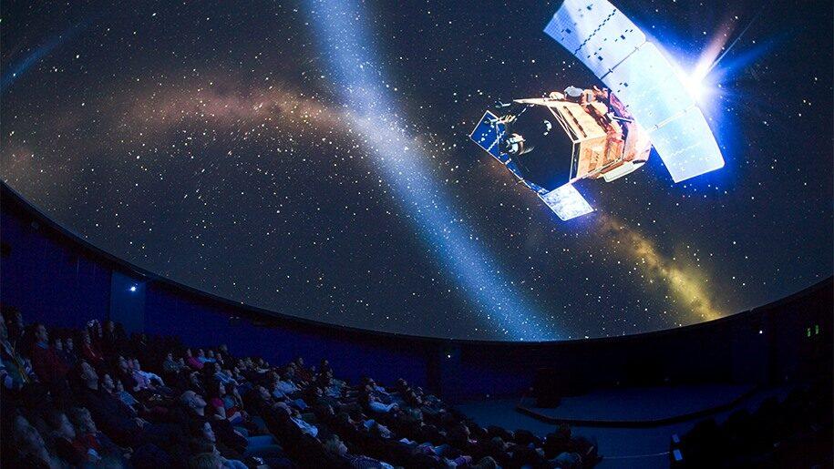 Winchester Science Centre Planetarium 915x515