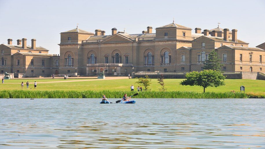 Holkham with lake in front 915.515