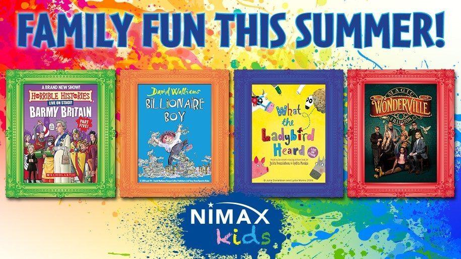 Nimax theatre posters