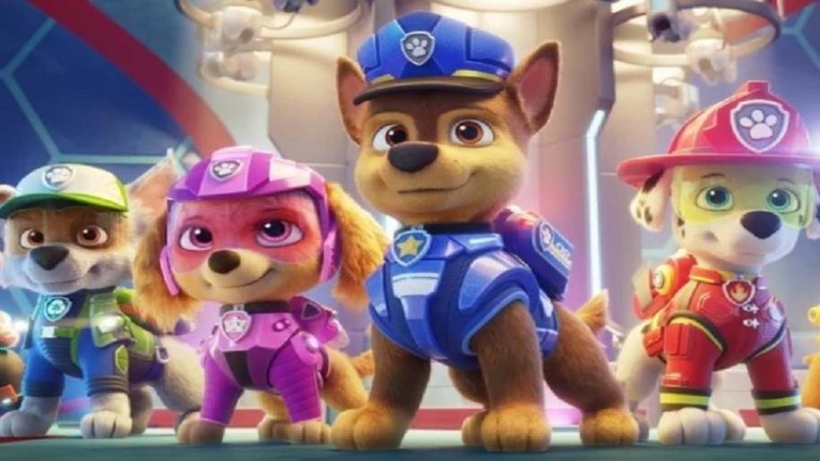 cartoon dogs Paw Patrol
