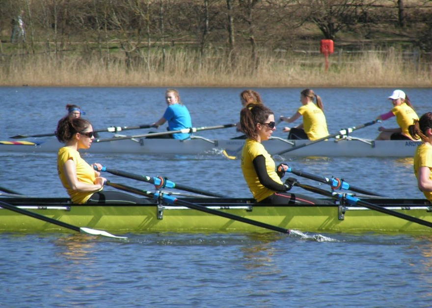 Ardingly Activity Centre rowing
