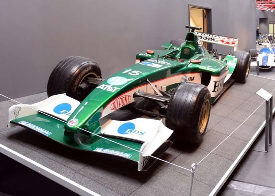 Coventry Transport Museum Formula 1 car