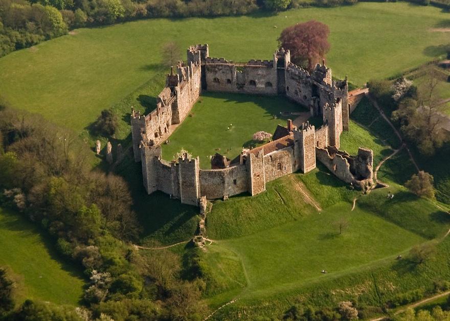 Image result for framlingham castle