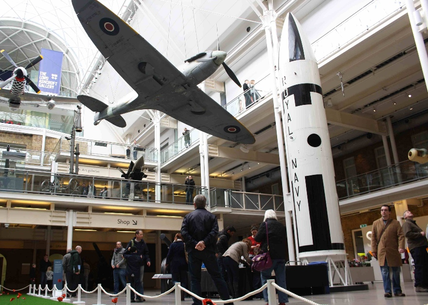 Imperial War Museum London Places To Go Lets Go With
