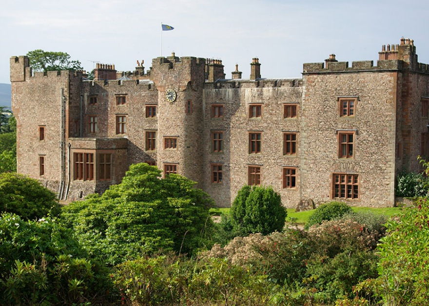 Muncaster Castle, Gardens and Owl Centre