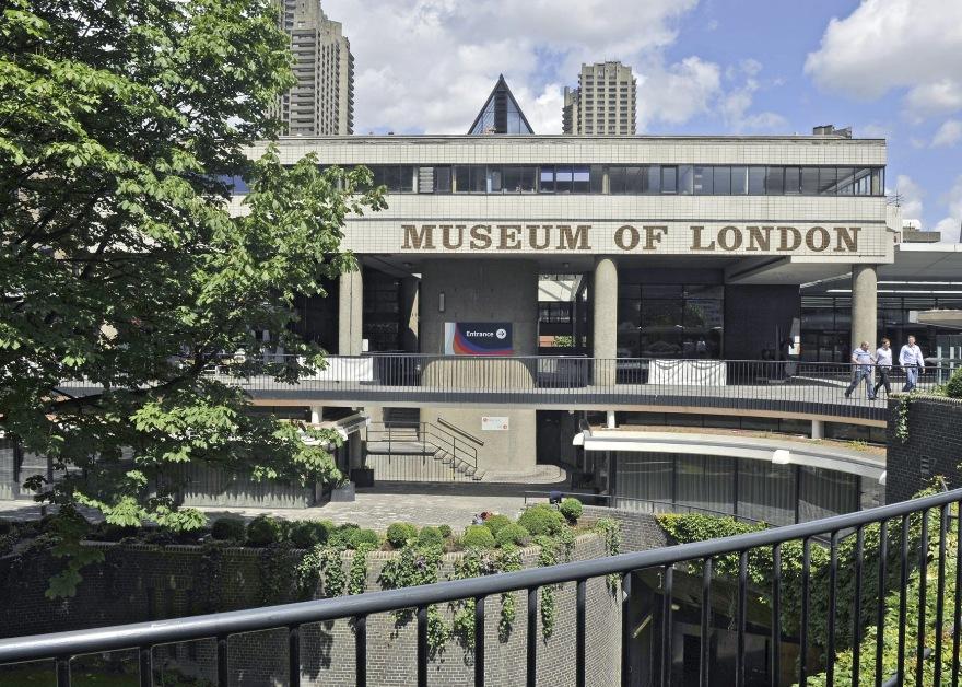 Museum of London building